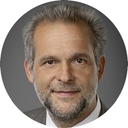 Pfarrer Hans-Jörg Ott