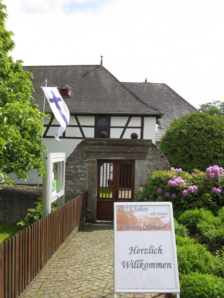 Evangelische Kirche in Oberndorf