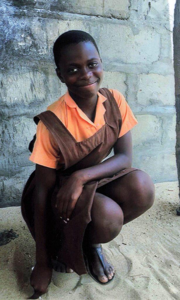Bright aus Ghana